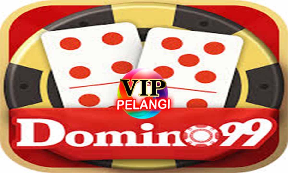 Domino 99 / DOMINO KiuKiu Cara Bermain - VIPPelangi Lounge