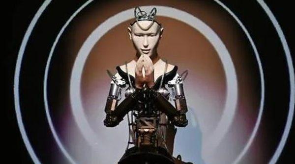 Kuil di Jepang Pakai Robot Senilai Rp 1,4 Miliar Sebagai Pendeta