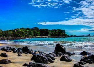 Keindahan Alam Pantai Santolo, Yuks Ikuti!!