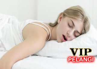 Cara Ampuh Atasi Ngiler Saat Tidur