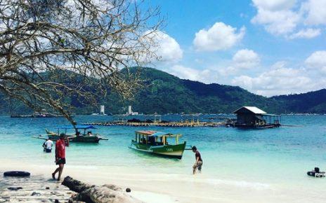 Pantai Lampung, Untuk Vitamin Sea