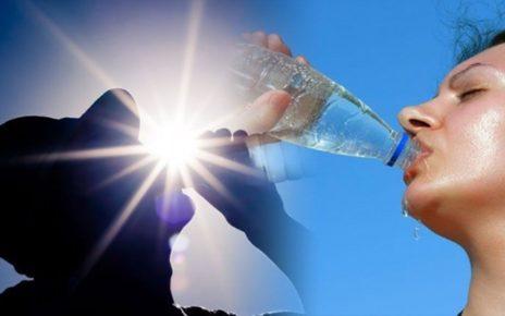 Menangkal Suhu Panas, Cara Aman Beraktivitas