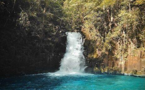 7 Air Terjun di Bengkulu yang Menawan