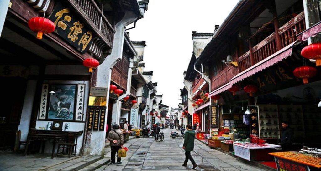 7 Wisata Kota Huangshan di Tiongkok