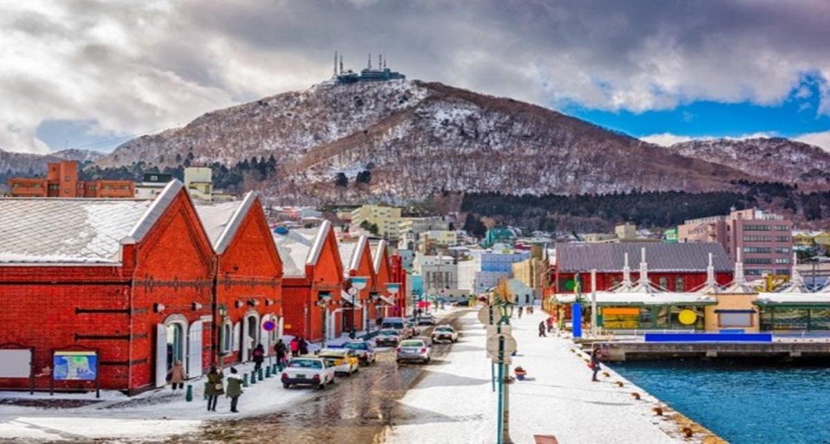 5 Kota Cantik yang ada di Pulau Hokkaido Jepang, Wajib ke Sini!