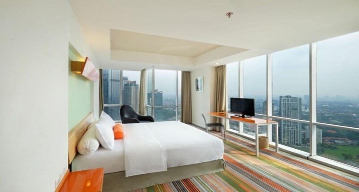 8 Referensi Hotel dengan Pemandangan Kota Jakarta dari Ketinggian