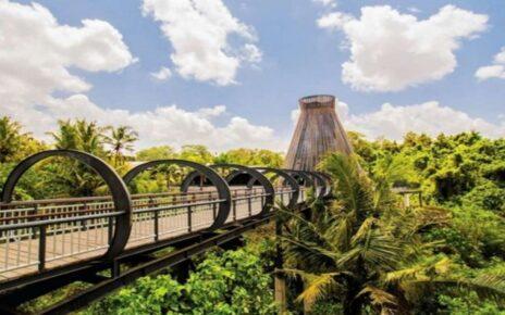 7 Hal Menarik yang Ada di Taman Nusa Bali, Miniaturnya Indonesia!