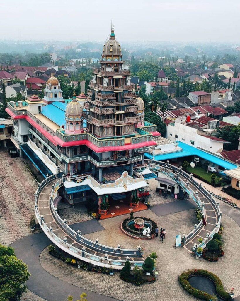 7 Wisata Religi di Indonesia untuk Liburan Natal