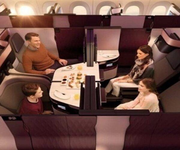 6 Perbedaan Kelas Penumpang di Pesawat yang Harus Kamu Pahami