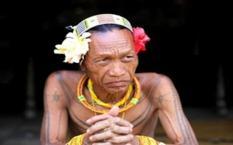 5 Fakta Tato Mentawai, Seni Rajah Tertua dari Suku Mentawai