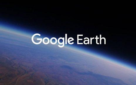 10 Penampakan Aneh yang Terekam Google Maps