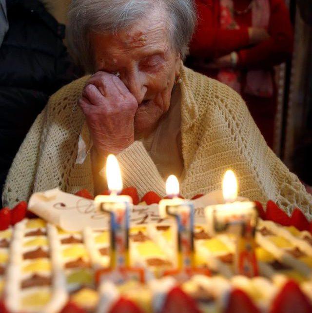 Rahasia Orang Tertua di Dunia