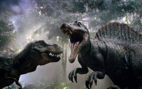 7 Dinosaurus yang Lebih Mengerikan daripada T-Rex
