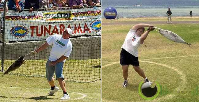 6 Olahraga Aneh Ini Benar-Benar Ada di Dunia.
