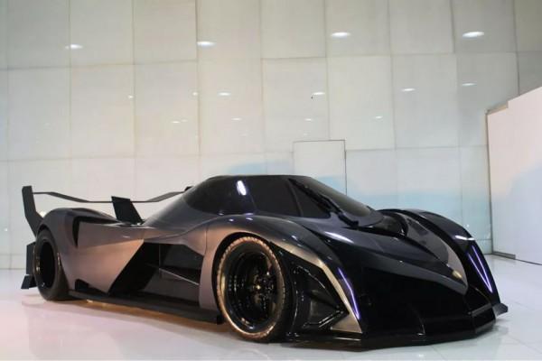 Mobil Tercepat di Dunia, Kecepatannya 500Km/jam